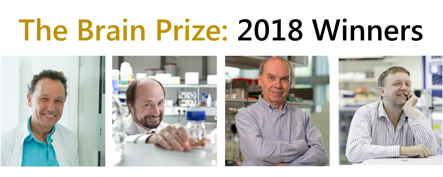 The Brain Prize 2018: Back to the roots